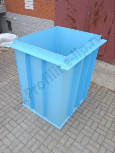 Купель из пластика для бани
