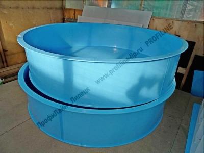 Детский бассейн из пластика